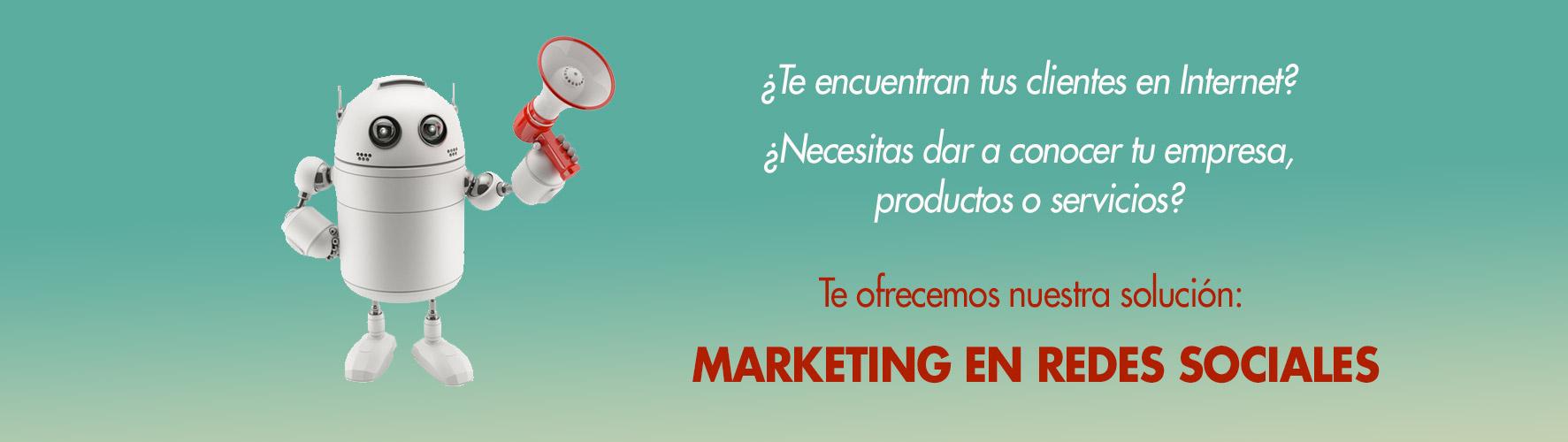 MarketingRedesSociales